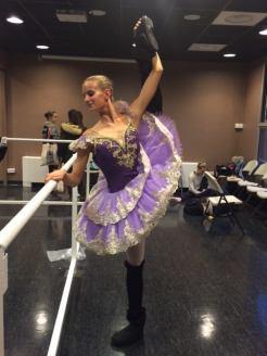 Ballettkonkurranse Jeune Ballet Mediterranean